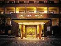 Andrassy Hotel in the 6. district of Budapest, near the Heroes' Square and the City Park