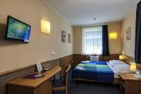 Budapest Business Hotel Jagello with comfortably furnished double room  Double room