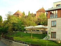 Cheap and classy accommodation at Buda - Hotel Castle Garden near Buda Castle