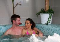 Jacuzzi in the Hotel Griff Budapest - budget hotel close to the Kelenföld Railwaystation