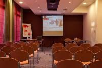 Modern conference room in Budapest in Hotel Ibis Aero