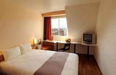 Hotel Ibis Centrum Budapest Free Room In The City Centre