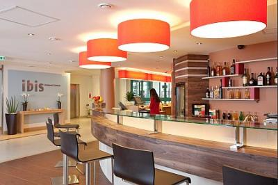 Centrum Hotel Ibis Centrum Reception In The City Center
