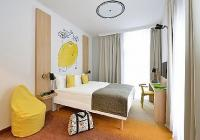 Room in Ibis Styles Budapest City - 3-star Mercure hotel in Budapest with view to the Danube