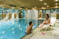 Swimming pool in Mercure Korona - Hotel Mercure Budapest
