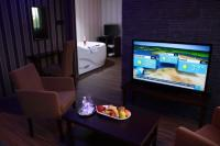 Hotel suite with jacuzzi for low prices in Budapest