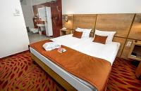 Business hotel in Budapest - 4 star Hotel Rubin - room - Wellness hotel Budapest, Wellness Centre Rubin - Rubin - Wellnes - Conference - Busines - Standard room - Hungary